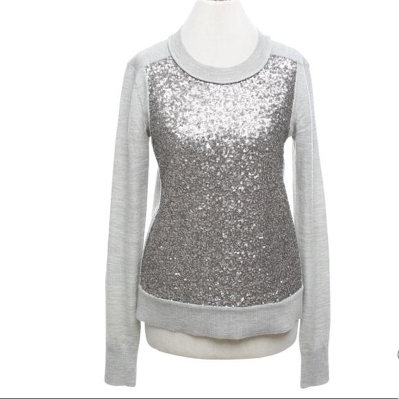 d3cbf19b33f Diane Von Furstenberg Sweaters - DIANE VON FURSTENBERG Sweater with sequin  trim